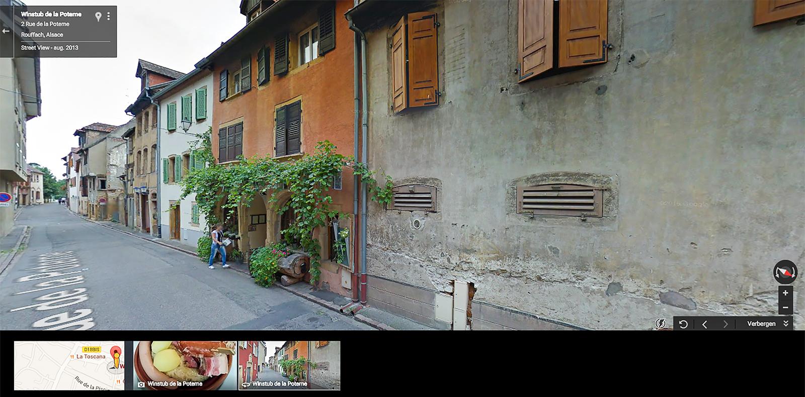 Dag01-Alsace-134-RestaurantLaPoterneFoto